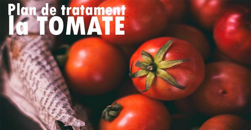 Schema de tratament la tomate