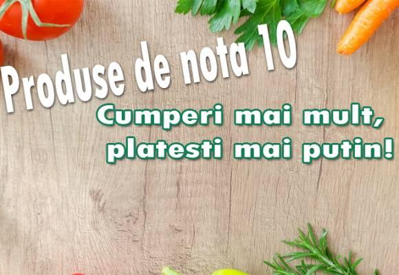 "SemintePlante.ro iti aduce campania ""Produsele de 10""!"